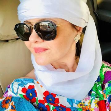 Sotul Niculinei Stoican a fost sarbatorit de familie in Dubai! Cantareata de muzica populara i-a facut cadou partenerului de viata o excursie