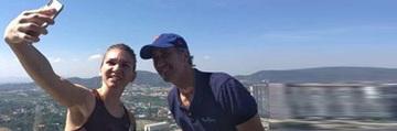Antrenorul Simonei Halep are o vila de 1 milion de dolari in Las Vegas! In aceste zile, Simona este oaspete in casa fabuloasa a lui Darren Cahill! FOTO