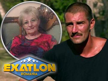 """Mama lui Catalin Cazacu de la Exatlon nu e multumita de noul look al fiului ei: """"E urat. Are nasul mare! A slabit mult, e tuns prea scurt"""" EXCLUSIV"""