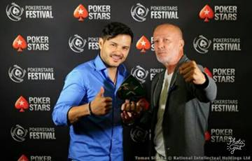 Andrei Gheorghe a jucat poker cu Liviu Varciu si a pierdut finala unui turneu in fata acestuia! Andrei era un pasionat al jocului inca din studentie!