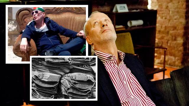 "Andrei Gheorghe a facut bisnita cu blugi, ciorapi si cafea inainte de Revolutie: ""Altfel nu aveai cum sa supravietuiesti"""