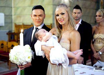 Ce nume vor sa-i puna Cornel Pasat si sotia copilului lor!