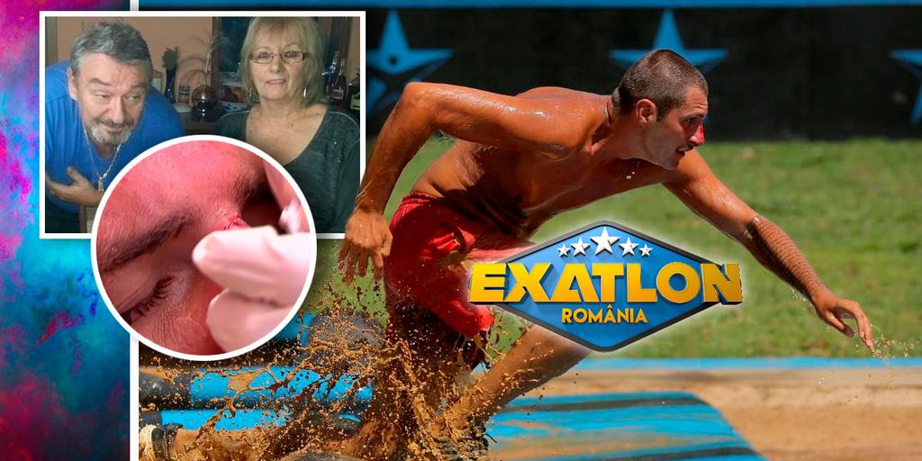 Momentul in care mamei lui Catalin Cazacu de la Exatlon i s-a taiat respiratia! Dezvaluiri exclusive despre problemele la nas ale sportivului