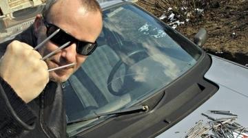 Andrei Gheorghe a concurat intr-o competitie de karting