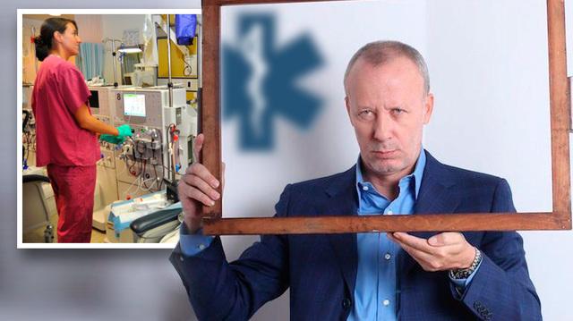 Ce afaceri facea Andrei Gheorghe in domeniul medical! Celebrul jurnalist era actionar la o clinica de dializa din Cluj-Napoca!