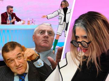 "Silvia de la ""Bravo, ai stil! All Stars"", provocare lansata lui Gigi Becali si lui Mitica Dragomir! ""Mitica, Gigi, vin! Pregatiti-va!"""