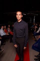 Alexandru Constantin face bani în America! Hainele create de el au ajuns in America pe podium alaturi de Dior
