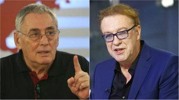 "Horia Moculescu, dialog spumos cu Gabriel Cotabita: ""Esti un hot ordinar"" – Video!"