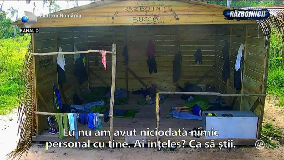 """Exatlon 21 martie. Dupa ce Stefan l-a numit """"mincinos"""", Ionut a purtat o discutie cu el: """"Ma doare ca esti influentat"""""""