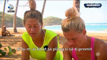 "Exatlon 21 martie. Lacrimi la Exatlon! Alina a inceput sa planga, iar Mariana a facut declaratii emotionante: ""Am impartit fiecare lingura de orez"""