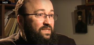 """Fara preoti la incinerarea lui Andrei Gheorghe! """"Biserica nu poate sa refuze dorinta acestui om"""""""