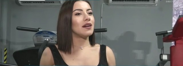 "Nicoleta Nuca si-a tinut secreta relatia: ""E ceva interesant intre noi"""