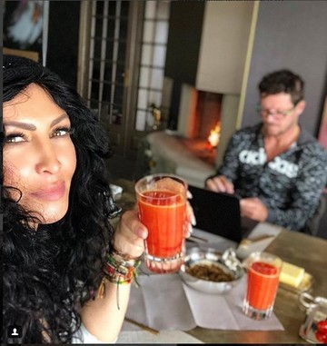 "Mihaela Radulescu pozata dezbracata pe balcon: ""Imi place ce vad"""