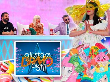 """Aproape perfect! Denisa ii indulceste pe jurati in Gala din aceasta seara a show-ului """"Bravo, ai stil! All Stars""""! Nu rata show-ul de la Kanal D, imediat dupa Exatlon"""