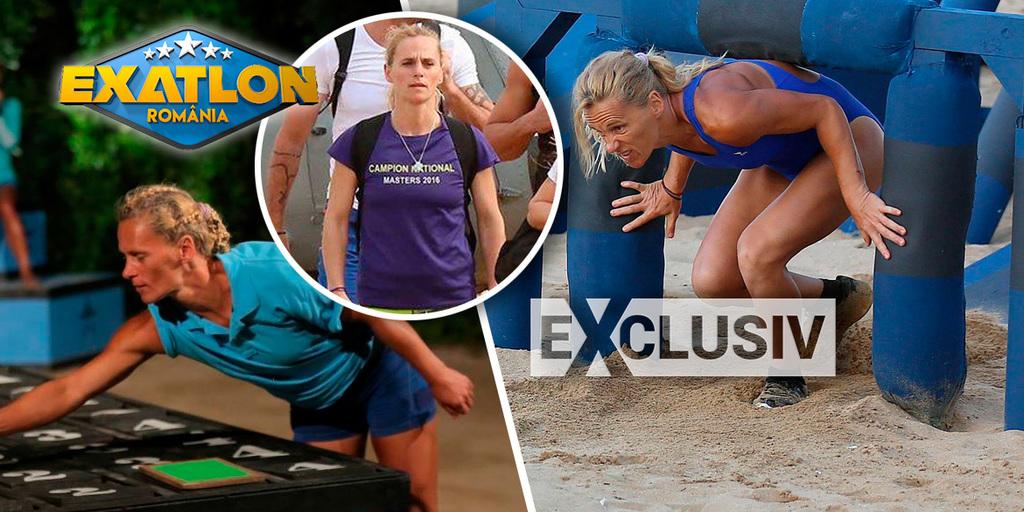 Primele imagini cu Mariana de la Exatlon, in Romania! Inimoasa atleta s-a intors in tara dupa 11 saptamani petrecute in Republica Dominicana FOTO & VIDEO EXCLUSIV