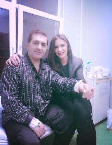 """Imaginea cu Mara Banica si Daniel Ionascu care a starnit controverse: """"V-ati potrivi"""""""