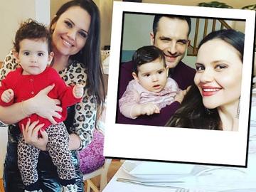 Cristina Siscanu e mamica grijulie! Isi urmareste copilul in timp real! Video!