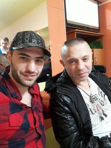 """Iubita fiului lui Nicolae Guta si-a tatuat pe umar numele lui: """"Dragostea cea mai profunda pentru Regele meu, Nicu"""""""