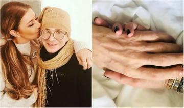 Anamaria a facut publica ultima imagine cu Ionela Prodan pe patul de spital