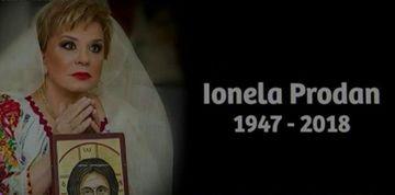 """Ionela Prodan si-a organizat inmormantarea inainte sa moara: """"Sicriul alb a fost dorinta ei. Si-a ales si costumul popular in care sa fie ingropata"""""""