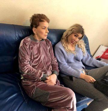 Fiica Anamariei Prodan, in operatie! Ce facea Sarah in timpul inmormantarii bunicii ei