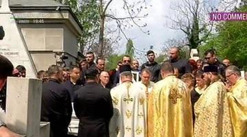 La inmormantarea Ionelei Prodan, preotul a luat cuvantul imediat dupa slujba! Toata lumea a izbucnit in plans cand a auzit ce a spus