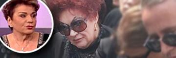 Elena Merisoreanu a boicotat-o pe Ionela Prodan pe timpul vietii? Acum, cantareata a parut cea mai afectata la inmormantarea colegei sale