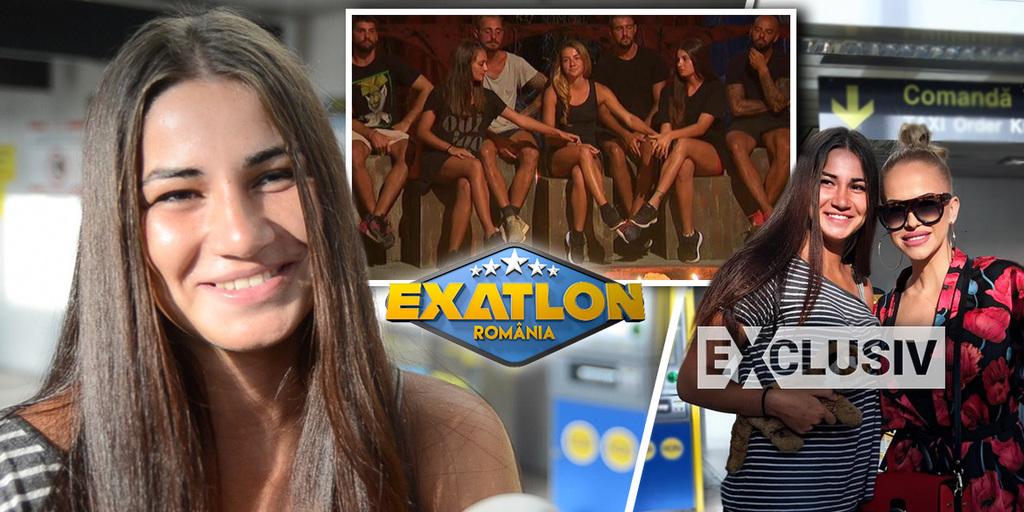 Cine crede Diana Belbita ca va castiga Exatlon! Pe cine isi doreste ea sa vada in finala? Ce a spus despre Razboinci, adversarii ei din concurs VIDEO EXCLUSIV