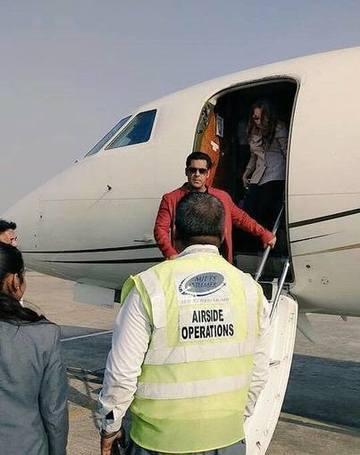 Salman Khan a primit si... vesti bune dupa ce a iesit din arest. Iubitul Iuliei Vantur nu mai are interdictie