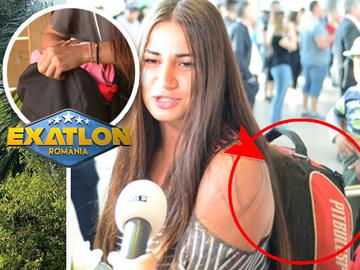 Ce a adus Diana Belbita in rucsacul ei de la Exatlon? L-a carat cu ea in Republica Dominicana