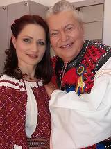 Bomba in showbiz! Ea este cantareata de muzica populara de care s-a indragostit Gheorghe Turda! Mesajul emotionant pe care femeia i l-a transmis de ziua lui