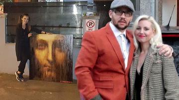 Ce gest emotionant a facut sotul Mihaelei Cernea! Fanii l-au felicitat! Foto!