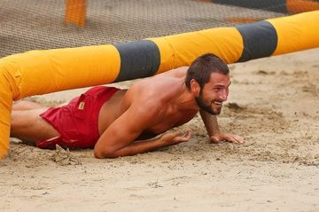 Ce surpriza i-a facut Cazacu de la Exatlon fiului sau! Cu cine e complotat sportivul! Foto!