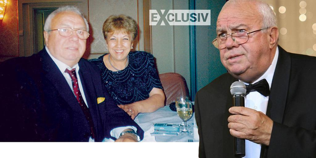 Drama sotiei lui Alexandru Arsinel! Cum a ajuns femeia care sta langa marele actor de mai bine de 50 de ani sa nu mai poata sa se ridice din pat! | EXCLUSIV