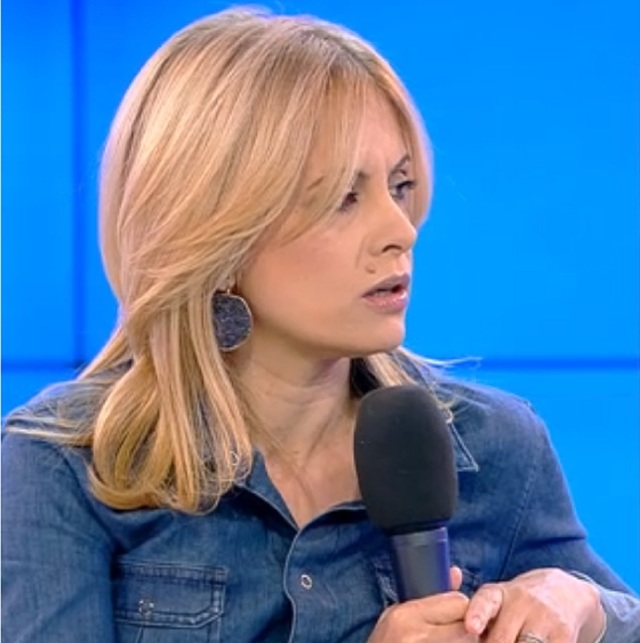 "Simona Gherghe, scoasa din sarite: ""Ma scuzati, sunt si eu femeie, dar nu pot sa inteleg!"""