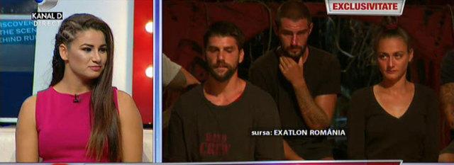 Cum a reactionat Diana Belbita cand a aflat cine sunt concurentii nominalizati la Exatlon