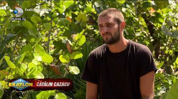 """Exatlon 25 aprilie. Catalin Cazacu si-a pierdut de tot speranta: """"Ma vad plecat"""""""