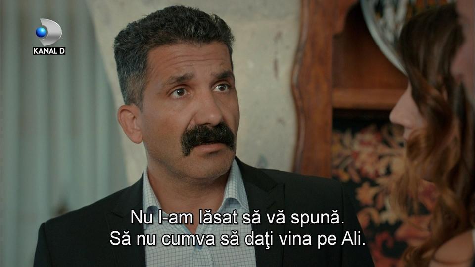 "Cemal este incarcerat, in episodul de azi din ""Dragoste si ura"", de la 20.00, la Kanal D"