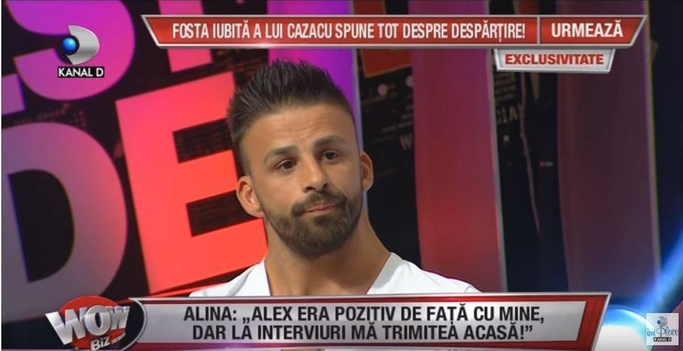 """Alex Moraru, dezvaluire de la Exatlon: """"Toti plang! Eu nu am plans atat in 30 de ani de viata"""""""
