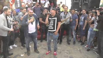 "Nicolae Guta a luat microfonul si l-a injurat pe Florin Salam! ""Regii manelelor"" si-au declarat razboi"