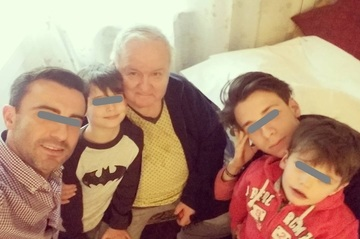 "Nora lui Cristian Topescu, marturisiri emotionante: ""Aseara, Noah a aparut in prima lui reclama! Cateva ore prea tarziu ca bunicul lui sa-l vada! Ar fi fost asa de mandru!"""