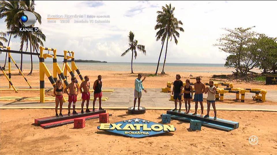 EXATLON 16 mai. Cosmin Cernat a facut anuntul despre noile reguli de la Exatlon! Ce se va intampla cu concurentii in aceasta saptamana pana la finala!