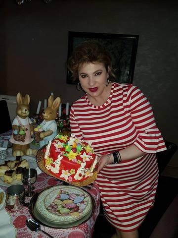 Cum arata parintii Mihaelei Borcea! Femeia de afaceri a dat petrecere de ziua tatalui ei FOTO