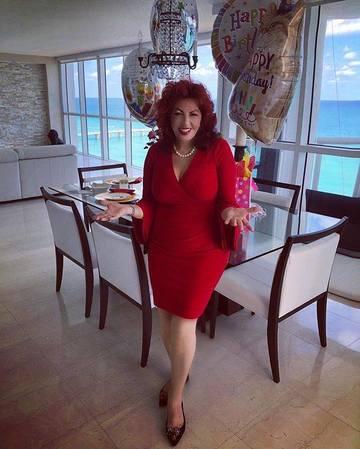 Carmen Harra este pregatita sa devina mama din nou, la 62 de ani