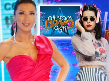 "Denisa a parasit competitia ""Bravo, ai stil! All Stars""!"