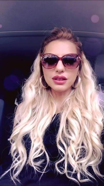 """Prima reactie a Nicoletei Guta dupa ce a anuntat ca este """"single"""": """"Pentru tine plang!"""""""