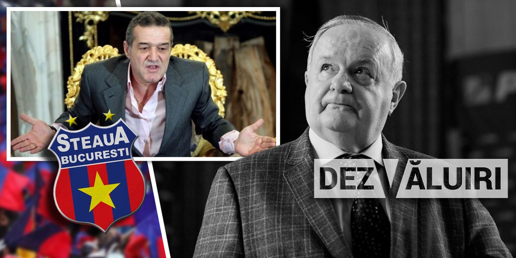 "Cum l-a fortat Gigi Becali pe Cristian Topescu sa-si dea demisia din functia de director: ""Nu eram de acord cu etichetele pe care domnul Becali le punea"" | DEZVALUIRI"