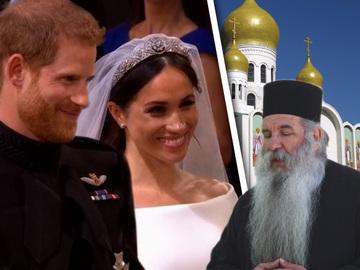 """Un site ortodox arunca bomba! """"Nunta printului Harry cu Meghan Markle este nevalida"""""""