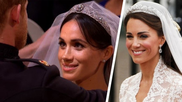 Aroganta lui Meghan Markle la nunta cu Printul Harry! Ce a ales actrita in privinta machiajului si ce a diferentiat-o de Kate Middleton
