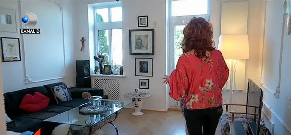 Casa de vedeta! Acasa la creatoarea vedetelor de la Hollywood, Cristina Dragomir!